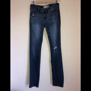 NWOT Hollister Straight Leg Jeans